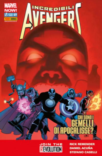 Incredibili Avengers - N° 7 - Incredibili Avengers - Marvel Italia