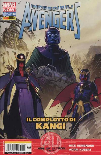 Incredibili Avengers - N° 8 - Incredibili Avengers - Marvel Italia