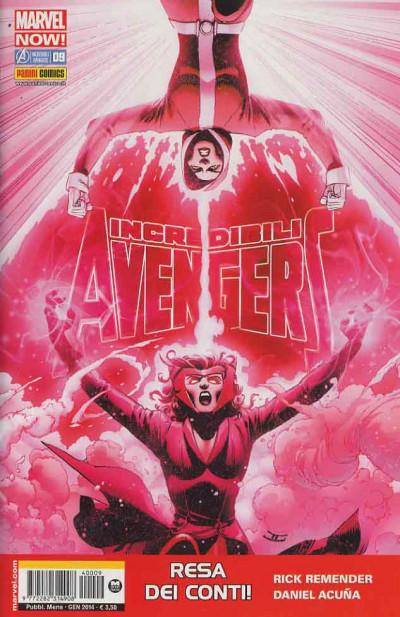 Incredibili Avengers - N° 9 - Incredibili Avengers - Marvel Italia