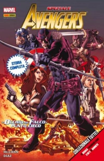 Marvel Mix - N° 100 - I Vendicatori: Occhio Di Falco - Punto Cieco - Marvel Italia