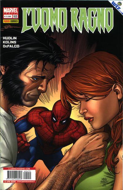 Spider-Man - N° 435 - Nuova Serie 163 - L'Uomo Ragno Marvel Italia