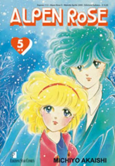 Alpen Rose - N° 5 - Alpen Rose 5 (M8) - Express Star Comics