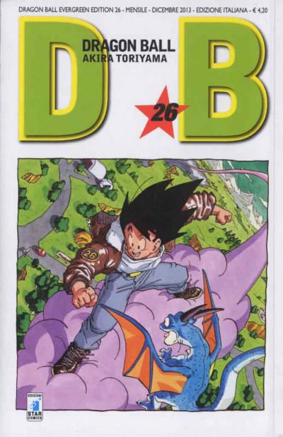 Dragon Ball Evergreen - N° 26 - Dragon Ball Evergreen Edition - Star Comics