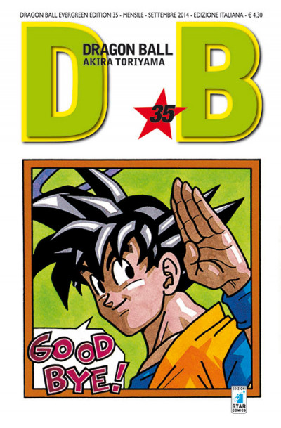 Dragon Ball Evergreen - N° 35 - Dragon Ball Evergreen Edition - Star Comics