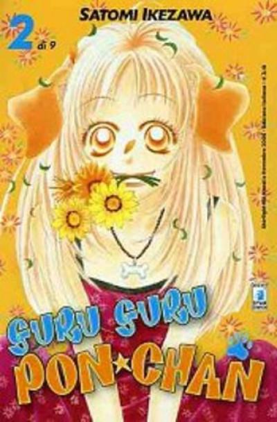 Guru Guru Pon Chan - N° 2 - Guru Guru Pon Chan 2 - Starlight Star Comics