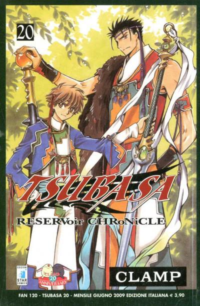 Tsubasa - N° 20 - Reservoir Chronicle 20 - Fan Star Comics