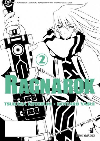 Ragnarok - N° 2 - Ragnarok 2 (M3) - Point Break Star Comics