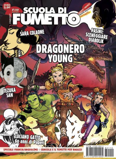 Scuola Di Fumetto - N° 110 - Scuola Di Fumetto - Comicout