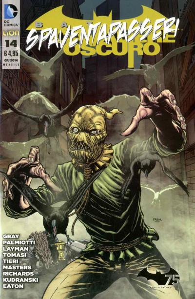 Batman Il Cav.Oscuro N. Serie - N° 14 - Batman Il Cavaliere Oscuro - Rw Lion
