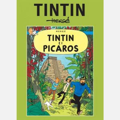 La grande avventura a fumetti di Tintin