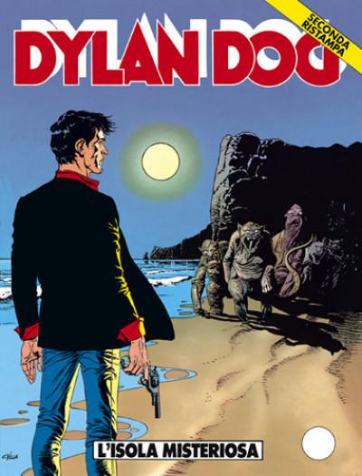 Dylan Dog 2 Ristampa - N° 23 - L'Isola Misteriosa - Bonelli Editore