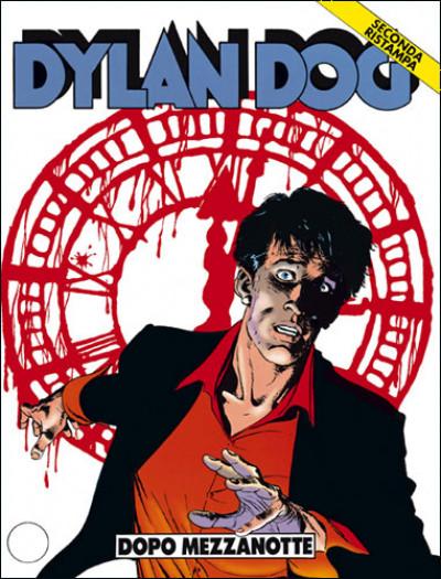 Dylan Dog 2 Ristampa - N° 26 - Dopo Mezzanotte - Bonelli Editore