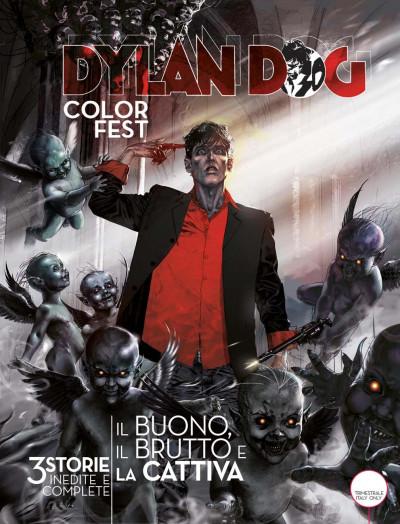 Dylan Dog Color Fest - N° 20 - Il Buono, Il Brutto E La Cattiva - Bonelli Editore