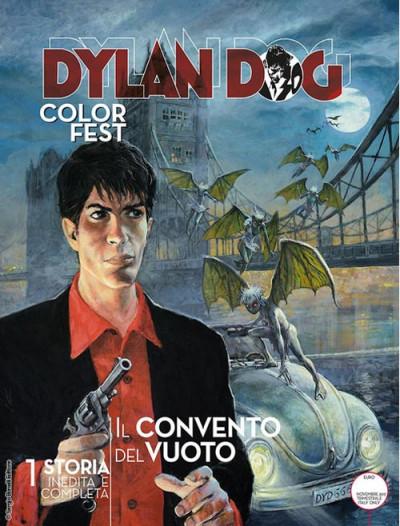 Dylan Dog Color Fest - N° 23 - Il Convento Del Vuoto - Bonelli Editore