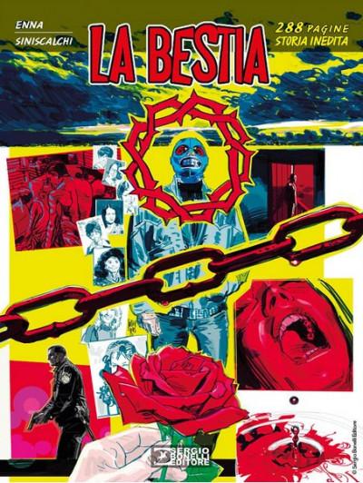 Romanzi A Fumetti Bonelli - N° 33 - La Bestia - Bonelli Editore