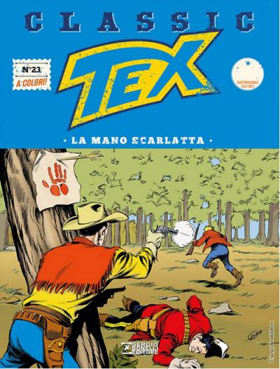 Tex Classic - N° 23 - Tex Classic - Bonelli Editore