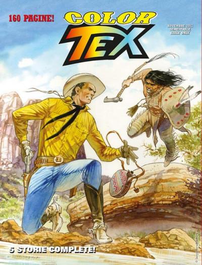 Tex Color - N° 12 - Sparate Sul Pianista E Altre Storie - Bonelli Editore