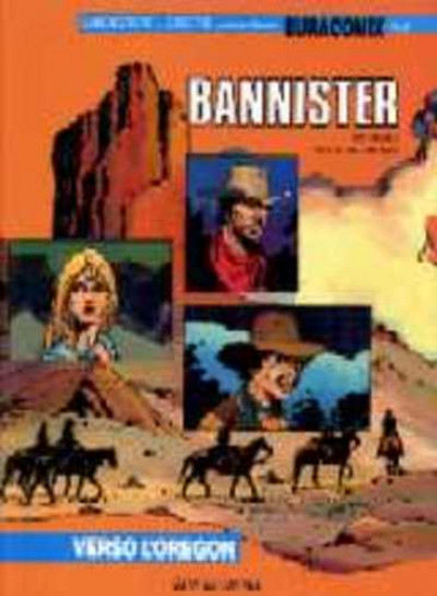 Euracomix - N° 6 - Bannister Verso L'Oregon - Editoriale Aurea