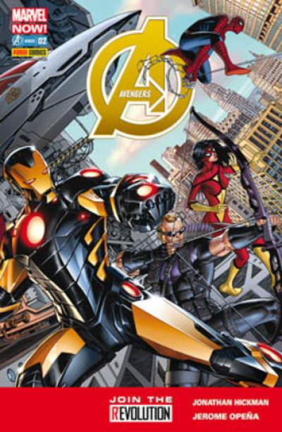 Avengers - N° 2 - Avengers 2 - Avengers Marvel Italia