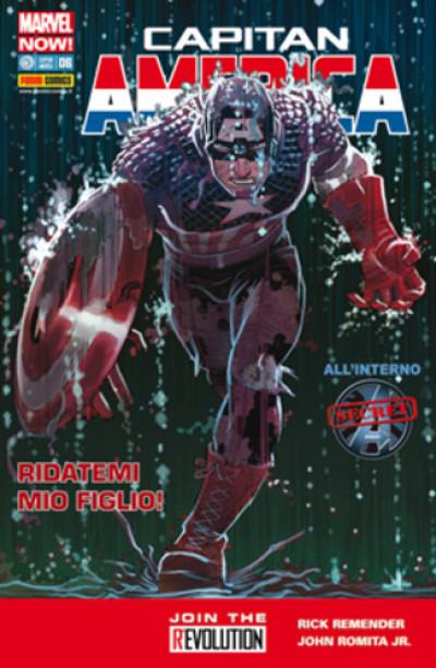 Capitan America (Marvel Now!) - N° 6 - Capitan America & Secret Avengers - Capitan America (Nuova Serie) Marvel Italia