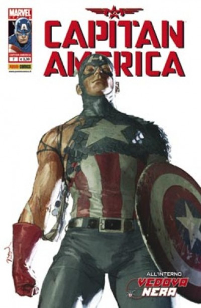 Capitan America (Nuova Serie) - N° 7 - Due Americhe - Conclusione - Marvel Italia