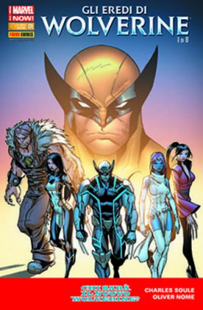 Eredi Di Wolverine - N° 1 - Gli Eredi Di Wolverine - Wolverine Marvel Italia