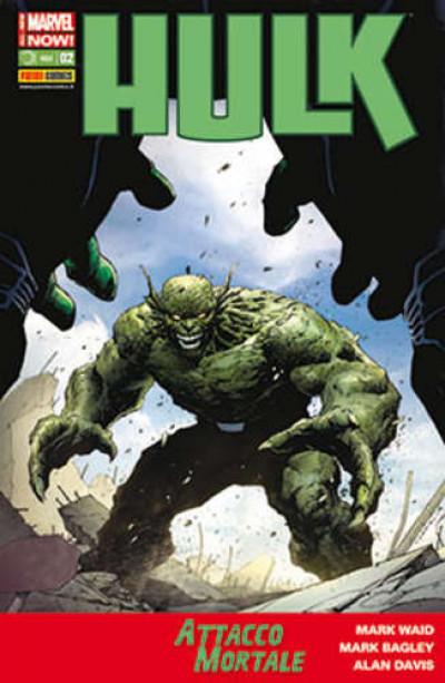 Hulk - N° 2 - Hulk - Hulk E I Difensori Marvel Italia