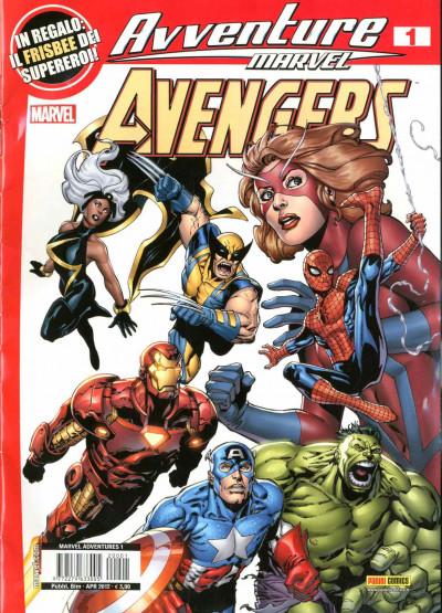 Marvel Adventures - N° 1 - Avengers 1 - Avventure Marvel Marvel Italia