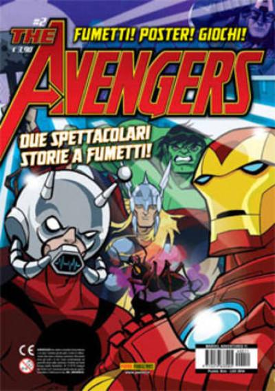 Marvel Adventures - N° 11 - Avengers Magazine 2 - Marvel Italia