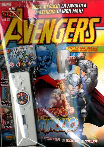 Marvel Adventures - N° 25 - Avengers Magazine 16 - Marvel Italia