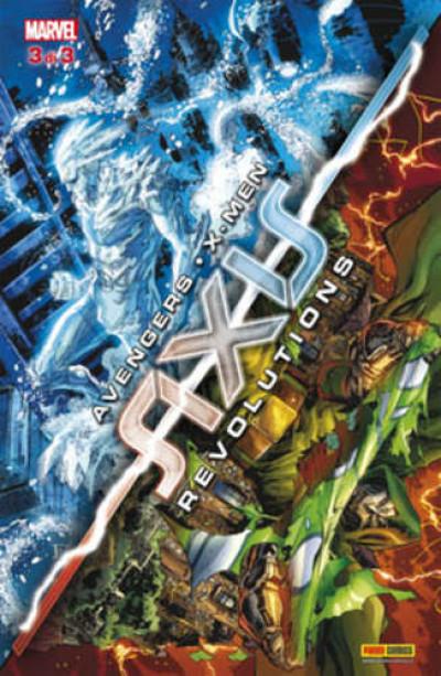Marvel Crossover - N° 87 - Avengers & X-Men Axis Revolutions 3 - Marvel Italia
