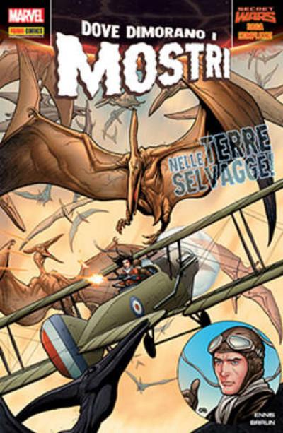 Marvel Crossover - N° 89 - Dove Dimorano I Mostri - Marvel Italia