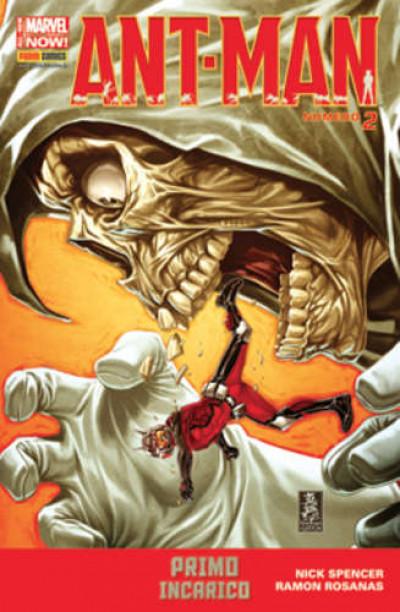 Marvel Heroes - N° 2 - Ant-Man 2 - Marvel Italia