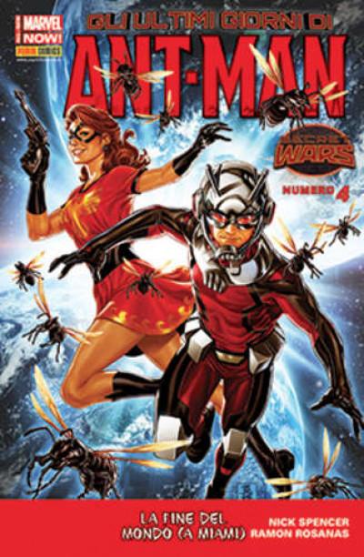 Marvel Heroes - N° 4 - Ant-Man 4 - Marvel Italia