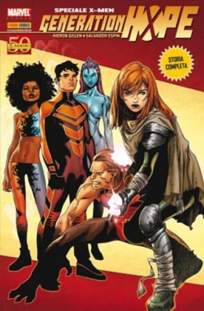 Marvel Icon - N° 3 - Speciale X-Men: Generation Hope - Marvel Italia
