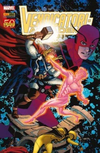 Marvel Icon - N° 5 - Vendicatori: Accademia 2 - Giovinezza Addio - Marvel Italia