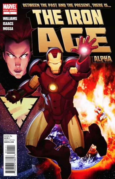 Marvel Icon - N° 9 - Iron Age 1 (M2) - Marvel Italia