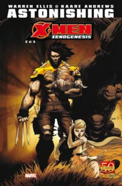 Marvel Miniserie - N° 113 - Astonishing: X-Men - Xenogenesis 2 (M3) - Astonishing X-Men Marvel Italia