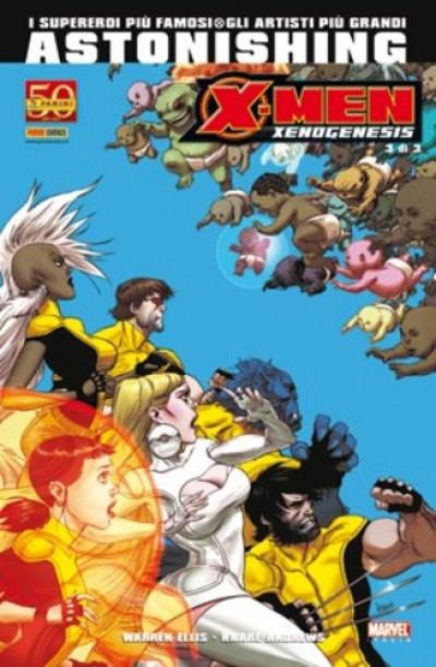 Marvel Miniserie - N° 114 - Astonishing X-Men: Xenogenesis 3 (M3) - Astonishing X-Men Marvel Italia
