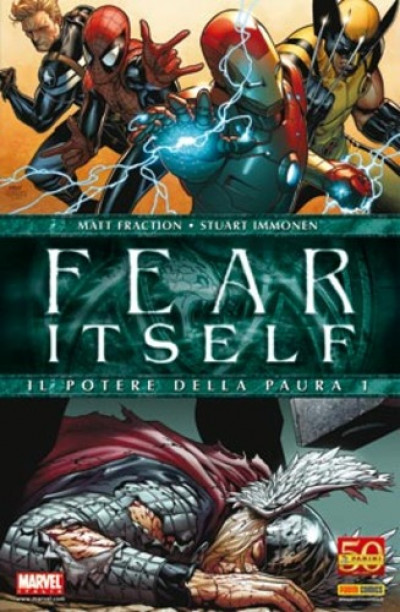 Marvel Miniserie - N° 119 - Fear Itself 1 - Fear Itself Marvel Italia