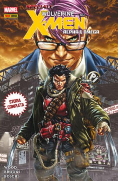 Marvel Universe - N° 12 - Wolverine & X-Men: Speciale Alpha & Omega - Marvel Italia