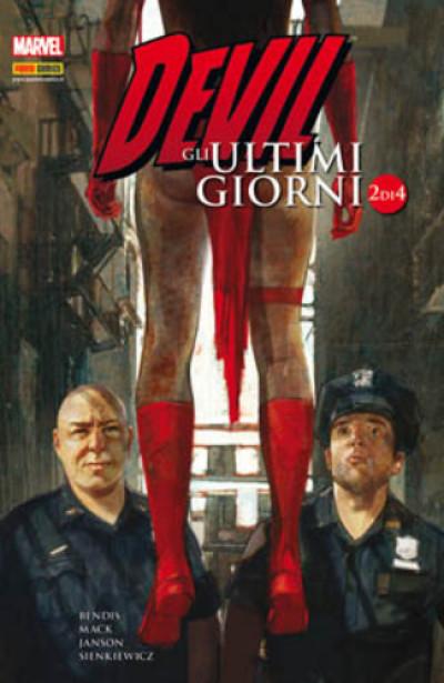 Marvel Universe - N° 17 - Devil- Gli Ultimi Giorni 2 (Di 4) - Marvel Italia