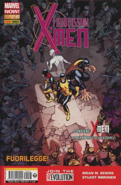 Nuovissimi X-Men - N° 7 - I Nuovissimi X-Men - Marvel Italia
