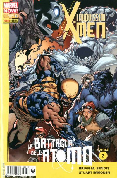 Nuovissimi X-Men - N° 10 - I Nuovissimi X-Men - Marvel Italia