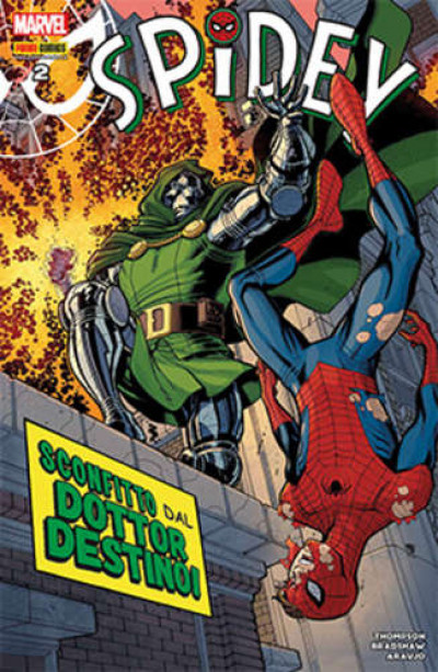 Spidey - N° 2 - Spidey - Marvel Italia