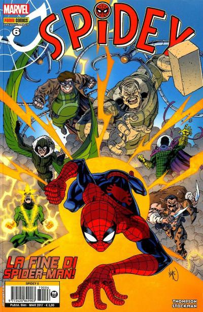 Spidey - N° 6 - Spidey - Marvel Italia