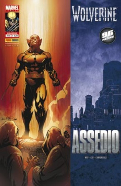 Wolverine - N° 250 - Dark Wolverine - Marvel Italia