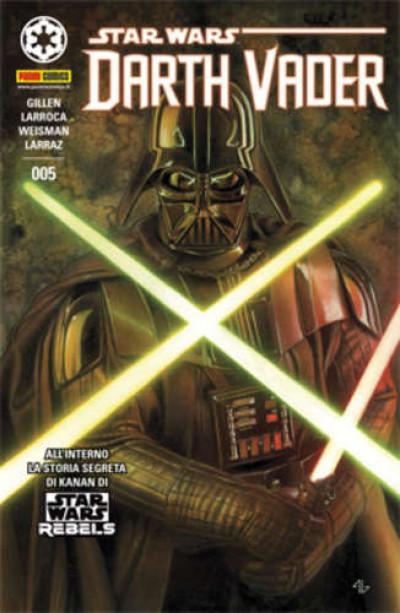 Darth Vader - N° 5 - Panini Dark 5 - Cover A - Panini Comics