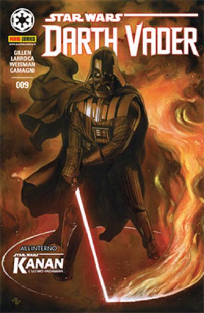Darth Vader - N° 9 - Panini Dark 9 - Panini Comics
