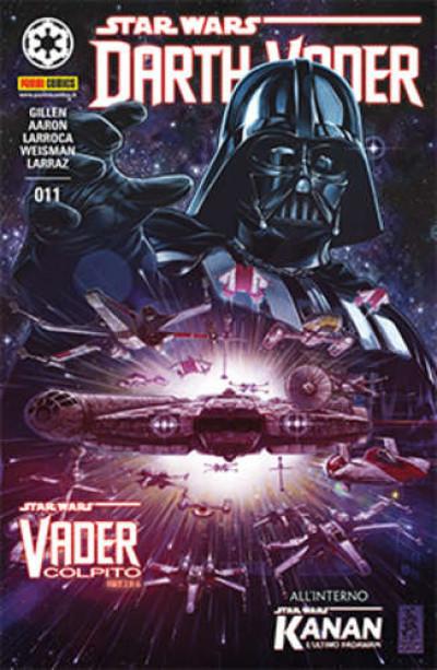 Darth Vader - N° 11 - Panini Dark 11 - Panini Comics